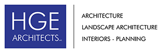 HGE Architects, Engineers, Surveyors and Planners Logo